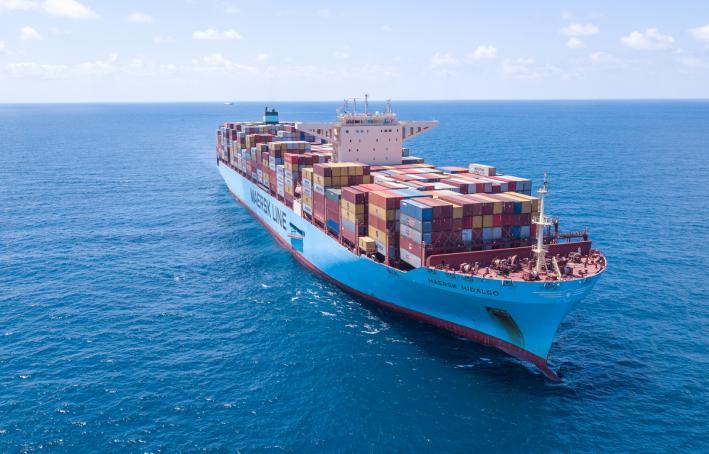 Maersk ULCV