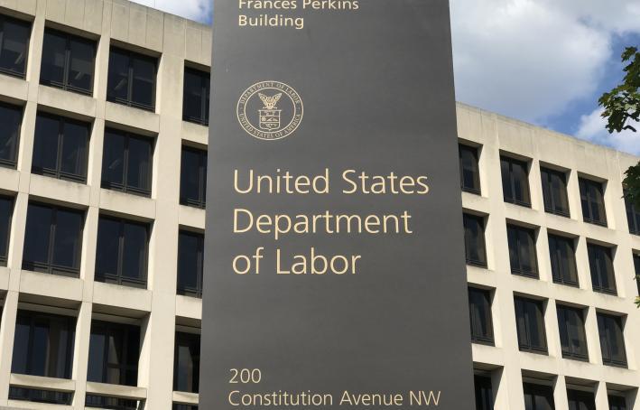 US Department of Labor, Washington, DC