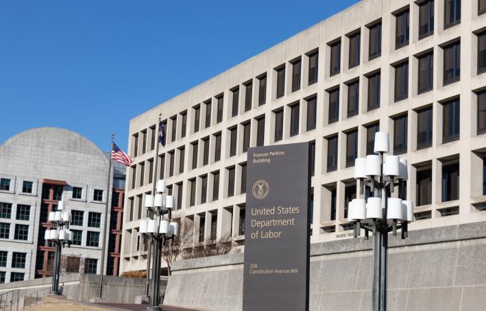 US Department of Labor Frances Perkins Building