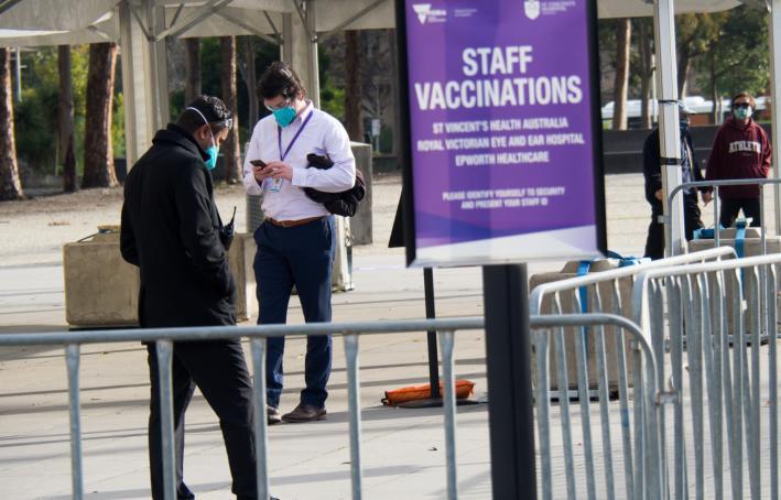 Vaccinations Australia