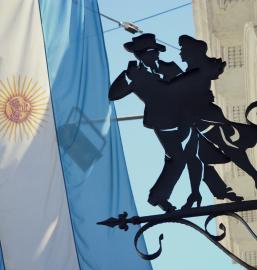 Argentina, La Boca, Caminito