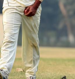 Cricket bowler