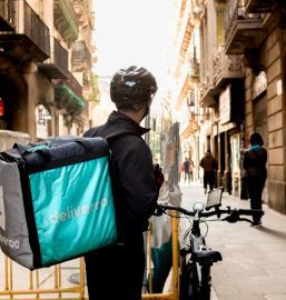 Deliveroo Barcelona