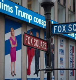 Fox News Headquarters in Midtown