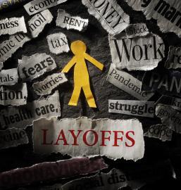 Employee and Layoffs headline