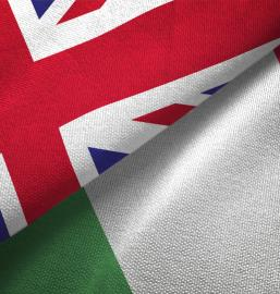 UK and Italy