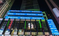 Headquarters of Morgan Stanley in New York City