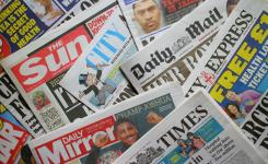British Daily Newspapers
