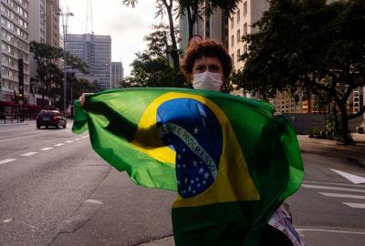 Brazil covid