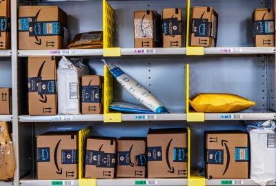 Amazon Store at Purdue