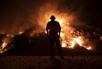 California wildfire 2020
